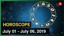 Today's Horoscope: Your week ahead (July 01 , 2019 to July 06 , 2019)