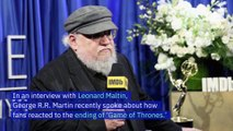 'Game of Thrones' Author George R.R.Martin Addresses 'Toxic' Internet Backlash
