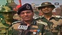 Pak Rangers-BSF Exchange Sweets On Border On Occasion Of Eid Al-Adha