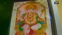 Watch- 101 Portraits Of Lord Ganesha Created By Women Artists.mp4