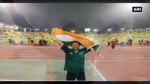 2016 Rio Paralympics- Javelin thrower Devendra Jhajharia wins gold .mp4
