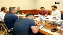 BCCI Announces 15-Member Squad For New Zealand Test Series.mp4