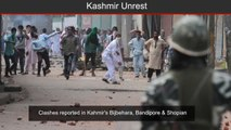 Kashmir Unrest -  Two Dead, 30 Injured In Clashes At Bijbehara, Bandipora; Strict Curfew Imposed