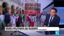 """Algérie : Le départ de Bouchareb """"impossible à éviter tant la pression était devenue importante"""""""