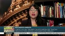 teleSUR Noticias: AMLO celebra un año de su victoria electoral