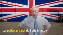 Les petites phrases de Boris Johnson