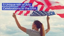 Big 4th of July Celebrations Around America