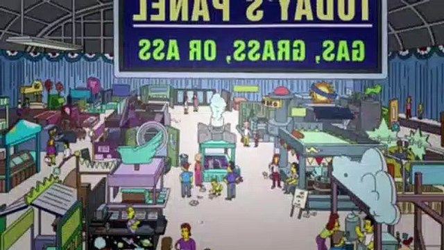 The Simpsons Season 21 Episode 19 The Squirt and the Whale