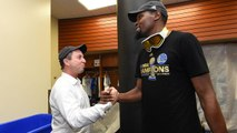 Warriors to Retire Kevin Durant's No. 35