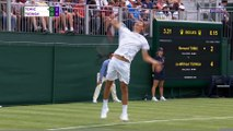 Wimbledon : Tsonga n'a pas perdu de temps contre Tomic