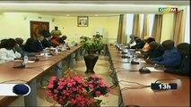 ORTM/Audience du premier ministre avec le président du fond internationale de développement agricole FIDA
