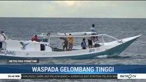 BMKG Imbau Nelayan Waspada Gelombang Tinggi di Perairan Majene