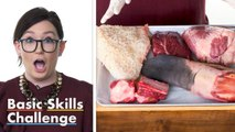 50 People Try to Identify Cuts of Beef