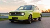 AutoComplete: Honda's little E electric hatch gets its power figures