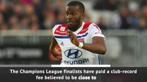 Tanguy Ndombele joins Tottenham