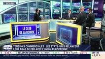 Le Club de la Bourse: Stéphane Déo, Julien-Pierre Nouen, Bertrand Puiffe et Jean-Louis Cussac - 02/07