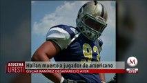 Hallan muerto a ex jugador de Pumas CU
