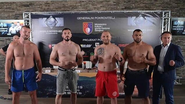 KOK Press Conference in Sarajevo ❗️Watch LIVE 03.07.2019 on KOKFIGHTS.TV & FightBOX