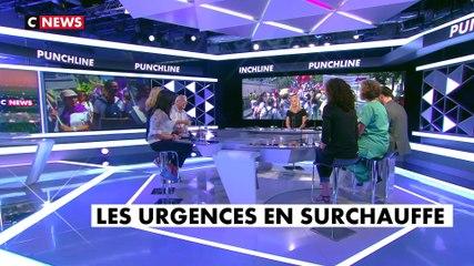 Samia Ghali - CNews mardi 2 juillet 2019