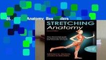 Stretching Anatomy  Best Sellers Rank : #4