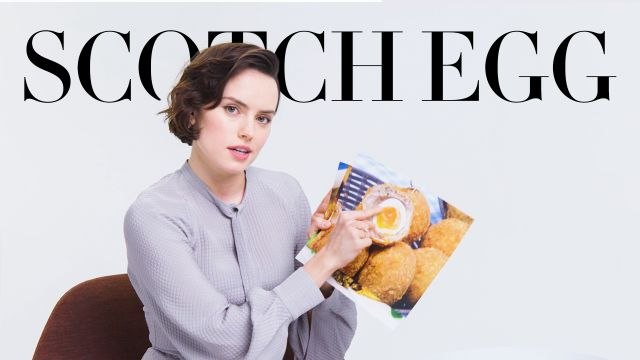 Daisy Ridley Explains A Typical British Day