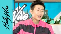Jay Park's Spills On How His MOM Got Him Into The Music Industry & Plays Emotional Lyric | Hollywire