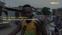 CAN 2019 - BÉNIN 0 – CAMEROUN 0 : réactions de quelques supporteurs