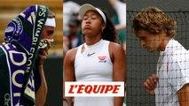 Hécatombe dans le Top 10 - Tennis - Wimbledon