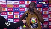 SOIR DE CAN (02/07/19) - Réaction de Mickaël Poté après la qualification du Bénin