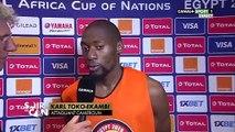 SOIR DE CAN (02/07/19) - Réaction de Karl Toko-Ekambi après la qualification du Cameroun