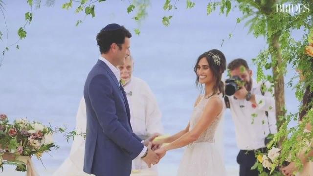 Dannijo Founder Danielle Snyder's Harbour Island Wedding