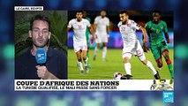 CAN-2019 : Qualifications du Mali sans forcer (1-0) et de la Tunisie sans se rassurer (0-0)