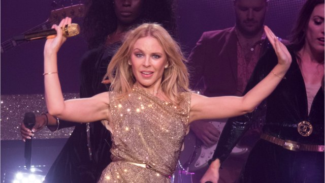 """Singer Kylie Minogue Launches Makeup Brand Named """"Kylie"""""""
