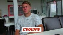 B. Guillaume «J'ai franchi les étapes un peu trop vite» - Foot - L2 - Valenciennes