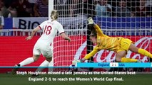Fast Match Report - England 1-2 USA