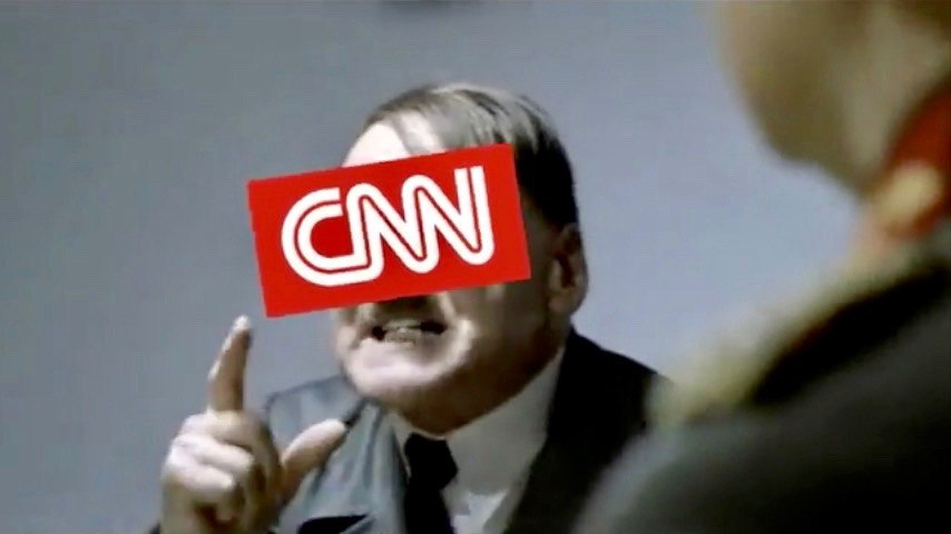 CNN Finds Out They Lost The MEME War ...Badly - Hilarious