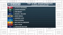 Tiki and Tierney: The Top 10 Quarterbacks in the NFL