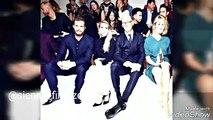 Jamie Dornan at Hugo Boss Fashion Show