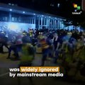 Protests In Hong Kong - Ignored By Media