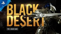 Black Desert - Trailer de gameplay PS4