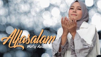 Wafiq Azizah - Alfa Salam (Official Music Video)
