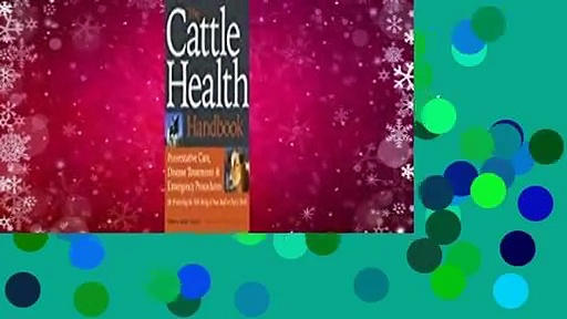 Full version  The Cattle Health Handbook  Review