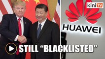 US government staff told to treat Huawei as 'blacklisted'