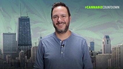 Cannabiz Countdown: Illinois Legalizes Adult-Use Marijuana (60-Second Video)