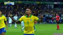 Copa América : Le Brésil fait sa loi contre l'Argentine