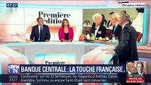 Banque centrale : la touche française