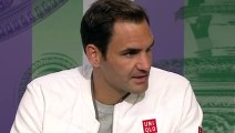 "Wimbledon 2019 - Roger Federer : ""I had the impression that everything was going slowly"""