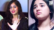 Jannat Zubair Speaks About Zaira Wasim Quitting Bollywood