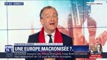 """EDITO - Le nouveau casting européen """"est une bonne distribution pour Emmanuel Macron"""""""