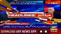 Headlines ARYNews 1100 - 3rd July 2019